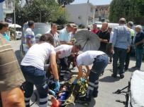 OTOPARK GÖREVLİSİ - Milas'ta Engelli Vatandaşa Araba Çarptı
