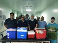 GAZI ÜNIVERSITESI - Niğdeli Vatandaşın Organları 6 Kişiye Gönderildi