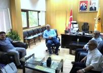 DICLE ÜNIVERSITESI - Rektör Karacoşkun Dicle Üniversitesi'ne Çalışma Ziyaretinde Bulundu