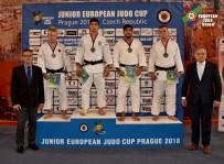 AVRUPA KUPASI - Şampiyon Judocu Şişmanlar'dan Avrupa'da Bir Madalya Daha