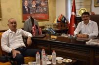 FARUK ÇELİK - Şehzadeler Kardeş Şehrini Ağırladı