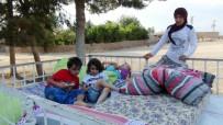 AKREP - Sıcaklık Bunalttı, Yataklar Damlara Taşındı