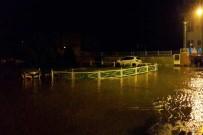 METEOROLOJI GENEL MÜDÜRLÜĞÜ - Tekirdağ'da Sokaklar Göle Döndü