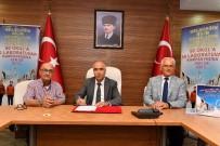 HASAN KARAHAN - 50 Okula 50 Laboratuvar Kampanyası Kapsamında Protokol İmzalandı
