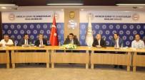 GELIR İDARESI BAŞKANLıĞı - AESOB'da Vergi Yapılandırma Toplantısı