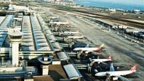 ÜÇÜNCÜ HAVALİMANI - Atatürk Havalimanı İlk 6 Ayda 32 Milyon Yolcu Ağırladı