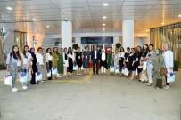 SULAR VADİSİ - Azerbaycanlı Kadınlar Başakşehir'e Hayran Kaldı