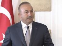AVRUPA KONSEYİ - Dışişleri Bakanı Çavuşoğlu'ndan İran açıklaması