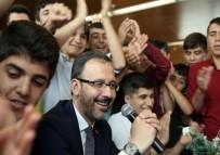 Mehmet Kasapoğlu - Bakan Kasapoğlu 'Maça Götürme' Sözü Verdi
