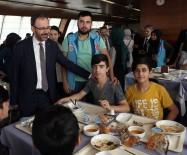 Mehmet Kasapoğlu - Bakan Mehmet Kasapoğlu'nun 'Maça Götürme' Sözü Gençleri Sevindirdi