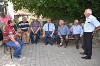 MÜREFTE - Başkan Albayrak Şarköy'de Vatandaşlarla Bir Araya Geldi