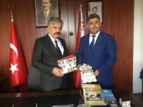 AK PARTİ İL BAŞKANI - Başkan Şimşek Açıklaması Yerel Yönetimlerin En Önemli Organı Belediyedir