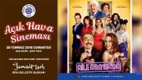 ENGİN GÜNAYDIN - Biga'da Sinema Günleri İddialı Bir Filmle Başlayacak