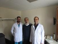 SÜLEYMAN DENIZ - Bilecik'te İlk Kez Kapalı Yöntemle Bağırsak Ameliyatı Yapıldı