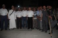 MUSTAFA KAYA - Birecik'te Hacı Kafilesi Uğurlandı