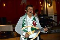 COŞKUN SABAH - Coşkun Sabah, Salihli Belediyespor İçin Sahne Aldı