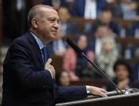Cumhurbaşkanı Erdoğan'dan bedelli askerlik mesajı