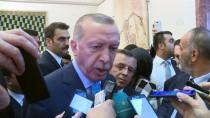 GRUP TOPLANTISI - Cumhurbaşkanı Erdoğan, Soruları Yanıtladı