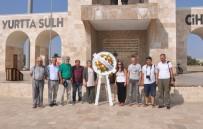 ÇALIŞAN GAZETECİLER - Didimli Gazeteciler Basın Bayramını Törenle Kutladı