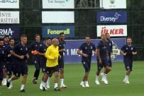 İSMAIL KÖYBAŞı - Fenerbahçe Yeni Sezon Hazırlıklarına Devam Etti