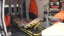 Hamile Kadını Taşıyan Ambulans Kaza Yaptı Açıklaması 5 Yaralı