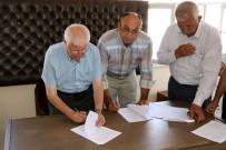 METIN ŞAHIN - Hekimhan Belediyesi Ve DİSK'ten 'Toplu İş Sözleşmesi'