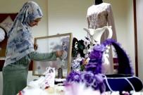 BAĞCıLAR BELEDIYESI - Kadın Kursiyerler Çeyiz Siparişlerine Yetişmekte Zorlanıyor