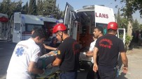 ELEKTRİK DİREĞİ - Kahramanmaraş'ta Feci Kaza Açıklaması 3'Ü Ağır 12 Yaralı