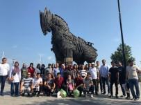 TRUVA ATI - Kahramanmaraşlı Öğrenciler Çanakkale'yi Gezdi
