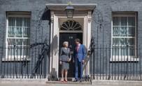 THERESA MAY - Katar Emiri Al Sani, İngiltere Başbakanı May İle Görüştü