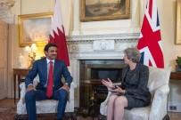 THERESA MAY - Katar Emiri, İngiltere Başbakanı May İle Görüştü