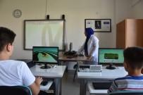 MICROSOFT - Kocasinan Akademi'de Çocuklar Kendi Oyunlarını Tasarlıyor