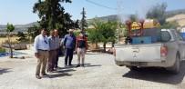 MEHMET METIN - Köylerde Haşereye Karşın İlaçlamaya Devam Ediyor