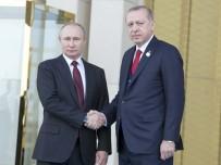 JOHANNESBURG - Kremlin Açıklaması 'Putin Ve Erdoğan Görüşecek'