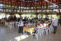 MOBESE - Kuran Kursu Öğrencileri Doyasıya Eğlendi