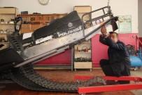 KAR MOTOSİKLETİ - Makine Teknikeriydi Şimdi Milli Kar Motosikleti Üretecek