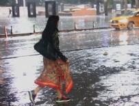 METEOROLOJI GENEL MÜDÜRLÜĞÜ - Meteoroloji'den Ankara için son dakika uyarısı