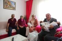 ÇAM SAKıZı - Niğde Belediye Başkanı Özkan'dan Üçüz Bebeklere Ziyaret