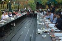 KıSA FILM - ÖZ İPLİK-İŞ Sendikası Genel Başkanı İnanç Basın Mensuplarıyla Buluştu