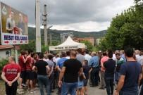 Özil'in Cumhurbaşkanı Erdoğanlı Tabelasına Törenli Açılış