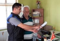 ÇEKEN AKINTI - Polis Sokak Sokak Gezip Uyarıyor