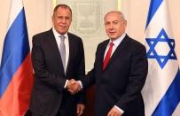 BENYAMİN NETANYAHU - Rusya Dışişleri Bakanı Lavrov, Netanyahu İle Görüştü