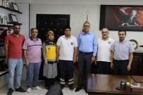 OSMAN AYDıN - Sağlık Müdürü Öz, 112 Çalışanlarını Tebrik Etti