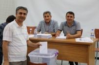 SAĞLıK VE SOSYAL HIZMET ÇALıŞANLARı SENDIKASı - Sağlık-Sen'de Delege Seçimi Yapıldı
