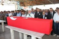 OKTAY KALDıRıM - Şehit Ercan, Memleketi Elazığ'da Son Yolculuğuna Uğurlandı