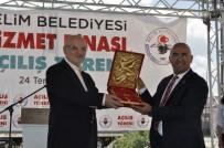 YÜCEL ÇELİKBİLEK - Selim Yeni Belediye Hizmet Binası'na Kavuştu