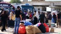 ASKERİ OPERASYON - Suriye'nin Güneyinden Zorunlu Tahliyeler
