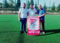 TUNÇBILEK - Tecrübeli Antrenör Ahmet Saka Ömerbeyspor'da