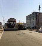 KıZıLPıNAR - Tekirdağ'da Yol Yapım Çalışmaları Hızla Tamamlanıyor
