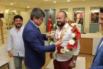 KIRKPINAR GÜREŞLERİ - 'Antalya güreşin dinamosu'